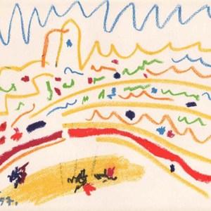 Pablo Picasso, Toros y Toreros 3 dated 1/8/57