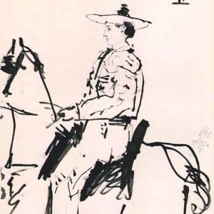 Picasso toros y toreros 6 dated 13-7-59