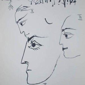 Picasso Toros Y Toreros No. 3-6-7 dated 10/3/59