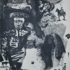 Picasso Toros y toreros 3 dated 15/7/59