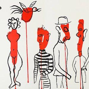 Calder, Original Lithograph, DM34156d, Derriere le Miroir 1966