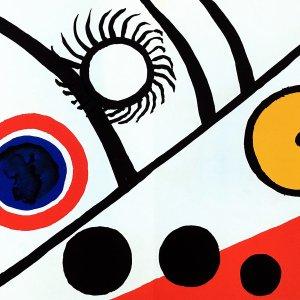 Calder, Original Lithograph, DM27221d, Derriere le Miroir 1976