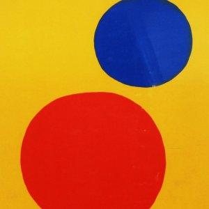 Calder, Original Lithograph, DM45201, Derriere le Miroir 1973