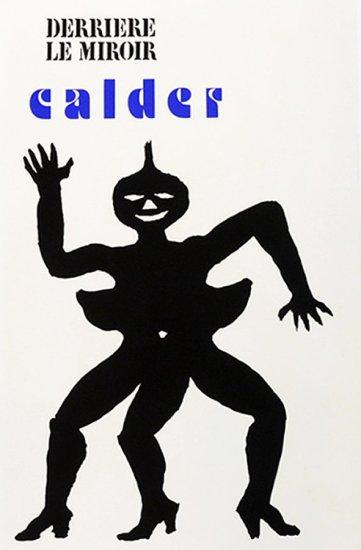 Calder Original Lithograph