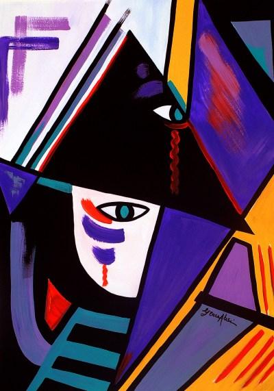 "Absi Grace, ""The Artist"""