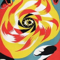 """Masson Lithograph """"The sun"""" 1938 Verve"""