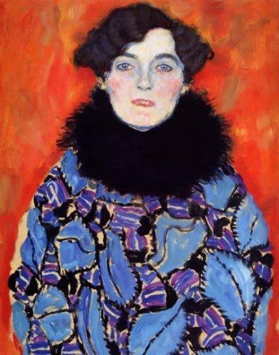 "Klimt ""Joanna Staude"" L.E & numbered Giclee"