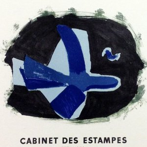 """Braque 11 """"Oeuvre graphique"""" Mourlot 1959 Art in posters"""