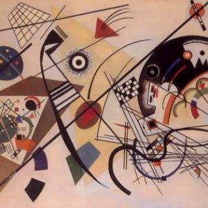 Kandinsky, Unbroken Lines, Giclee Ltd Edition