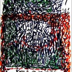 """Riopelle """"Sculpture Expo 1970"""" Poster original Lithograph"""