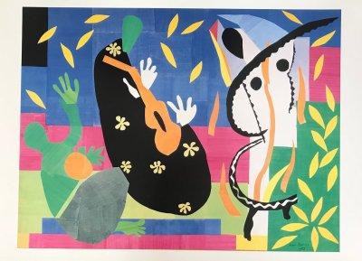 "Matisse Poster ""La tristesse du Roi"""