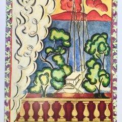 """Matisse Poster """"Papeete"""""""