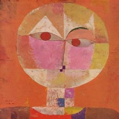 "Paul Klee ""Senecio"" L.E and numbered Giclee"