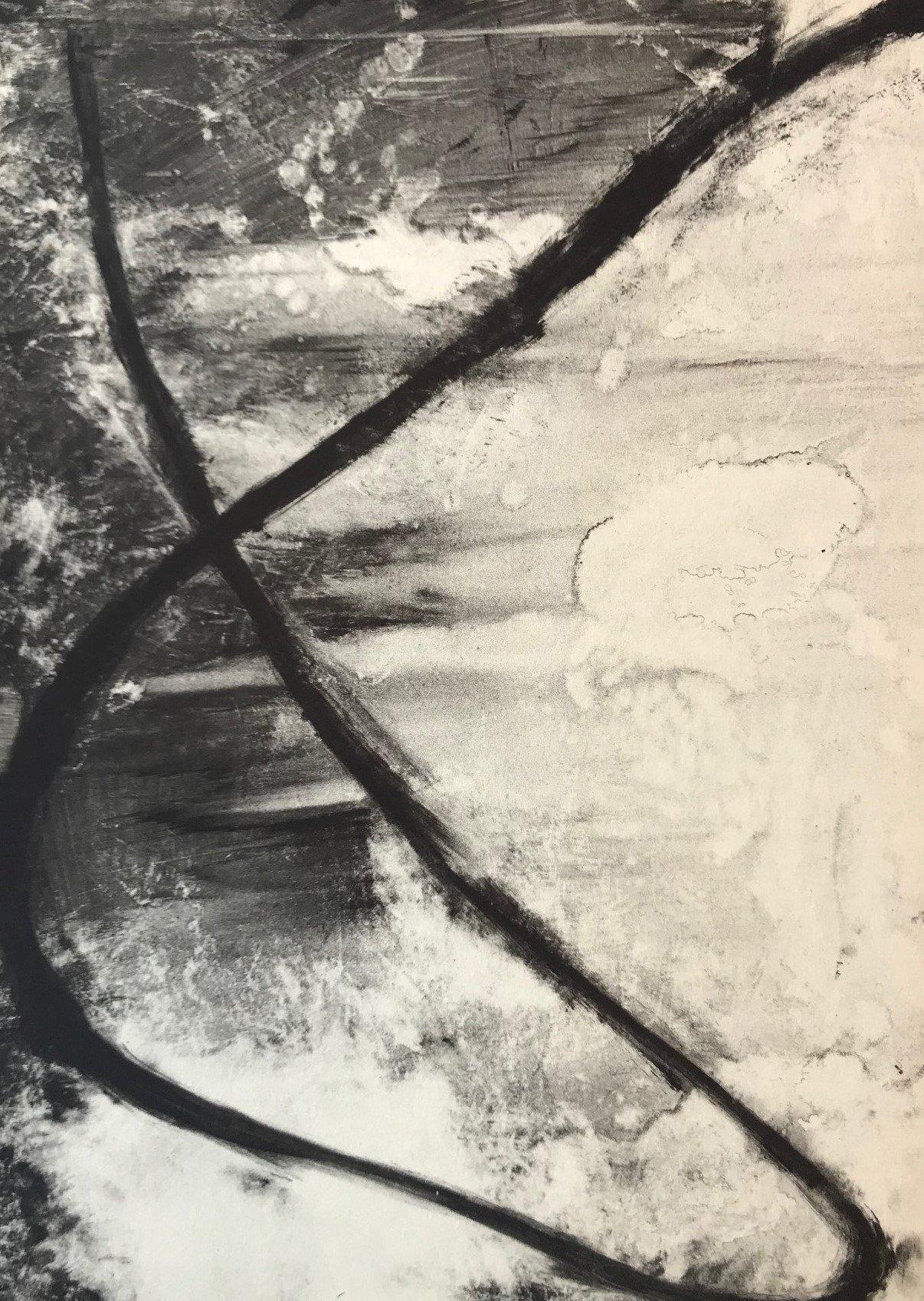 "Sicilia Original Lithograph ""N4-4"" 1988"