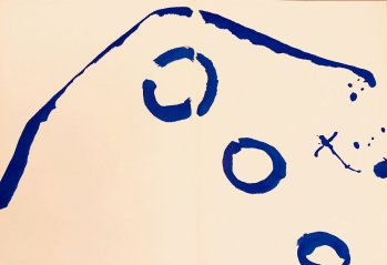 """Tal-Coat Original Lithograph """"DM02131"""" DLM 1962"""
