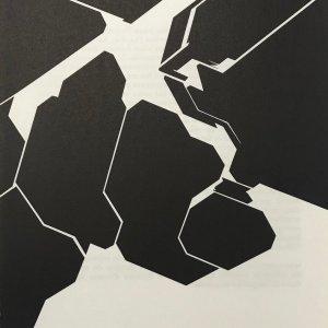 Pablo Palazuelo, Lithograph DM03207, Derriere le Miroir 1974