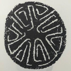 """Palazuelo Lithograph DM04207"""" DLM 1974"""