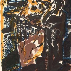 "Chevalier Original Lithograph ""N6-3"" Noise 1988"