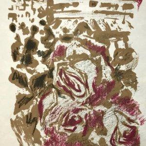 Alexandre Garbell Lithograph 8, Mourlot 1962