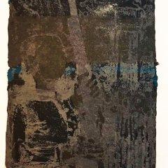 "Paul Guiramand ""15"" Original Lithograph 1962, Mourlot"