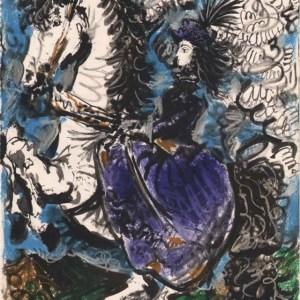Picasso Toros Y Toreros dated 11/3/59