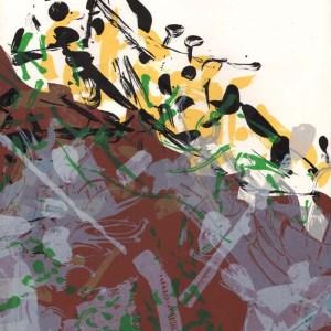 Riopelle Lithograph DM02171 Derriere le Miroir 1968