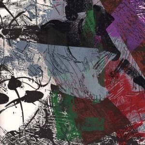 Riopelle Lithograph DM03171, Derriere le Miroir 1968