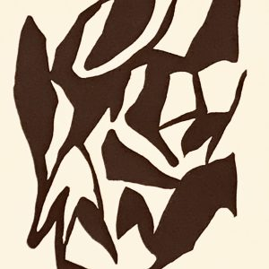 Jean Arp, Woodcut A14