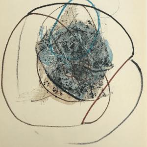 Francois Fiedler, Original Lithograph, DM05211