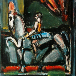 Georges Rouault Lithograph, XX Siecle 1971