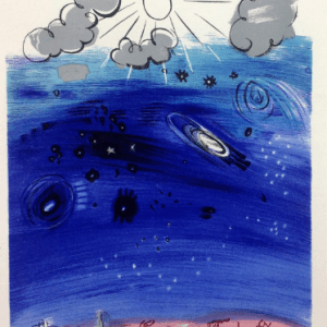 "Dufy 29, Lithograph ""Planetarium"" Art in posters"