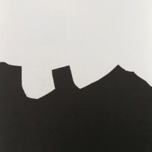 Eduardo Chillida, Original Lithograph, DM01204b, Derriere le miroir 1973