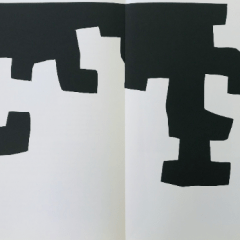 Eduardo Chillida Lithograph DM03204d DLM 1973