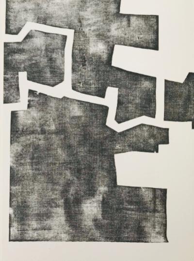 Eduardo Chillida Woodcut DM06174 DLM printed 1968