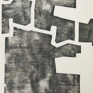 Eduardo Chillida, Lithograph DM06174, Derriere le Miroir 1968
