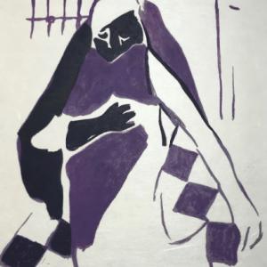 "Francisco Bores ""12"" Original Lithograph 1962 Mourlot"