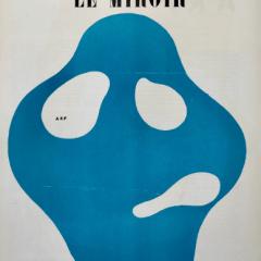 Jean Arp, original Lithograph 1950 'DM0133' DLM
