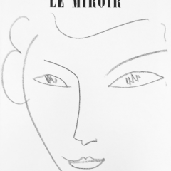 "Matisse Henri ""DM0146"" DLM printed 1952"