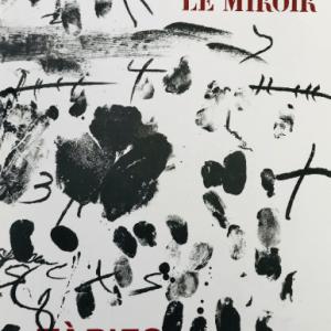Book Derriere le Miroir 175, Tapies 8 Lithos 1968