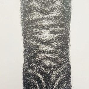 Ubac, Original Lithograph DM05196, DLM 1972