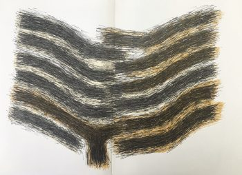 Ubac, Original Lithograph DM08196d, DLM 1972