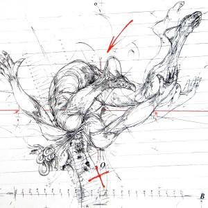 Vladimir Velikovic Original Lithograph XX Siecle 1975