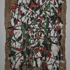 Jean-Paul Riopelle Original Lithograph DM28160, Abstract, Modern