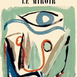 Book Derriere le Miroir 43, Van Velde 2 Lithographs 1952
