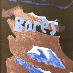 "Book Bores ""contains 7 Original Lithographs,  Mourlot 1961"