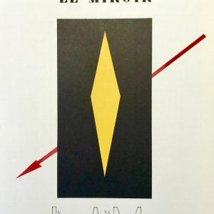Wifredo Lam Lithograph DM0152, Derriere le Miroir 1953