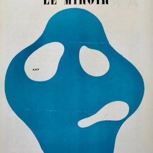 BooK Derriere le Miroir 33, Arp 3 Original Lithograph 1950