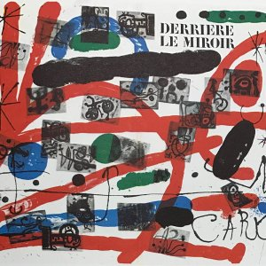 Book DLM 151 Published in 1965 Miro 23 Original Lithographs