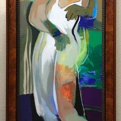 Hessam Abrishami Signed Giclee on Canvas L.E  numbered