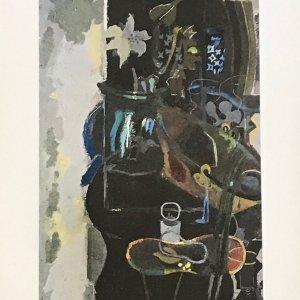 Georges Braque La Chaudron, Derriere le Miroir 1965, DM4155